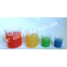 Набір мірного посуду ( пластик)