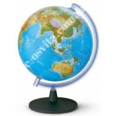 Глобус фізичний (діаметр 30см)