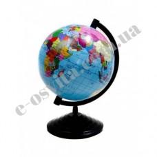 Глобус політичний (діаметр 25 см)