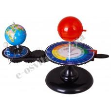 ТЕЛУРІЙ (модель Земля-Сонце-Місяць)